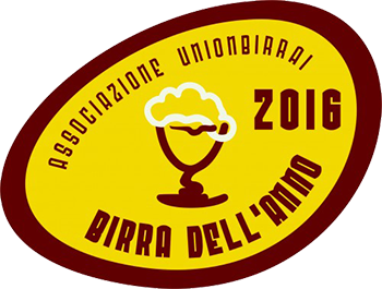 Seconda classificata nella sua categoria Birra dell'anno 2016