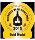 medaglia d'oro al Brussels Beer Challenge 2015