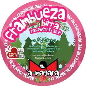 Immagine di Frambueza - bottiglia da 33cl