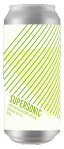 Immagine di Lervig SUPERSONIC - lattina 50cl - Alc.8,5%vol